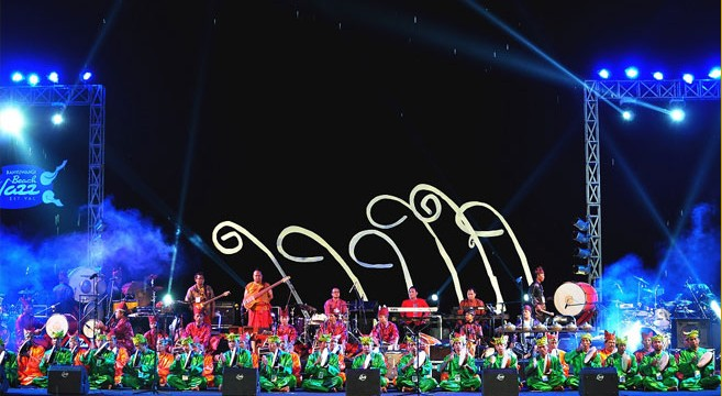 Image result for Banyuwangi Beach Jazz 2013