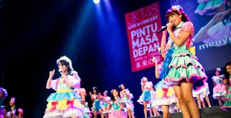Photo 2 - All Team JKT48 Membawakan Pintu Masa Depan